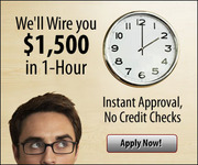 Green Bay Payday Loans - Get $1500 fast cash in 1 hour