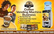 Coffee Vending Machine and Coffee Vendo Machine Available Nationwide